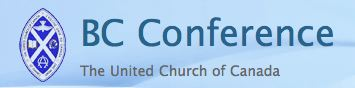 United Church: BC Conference