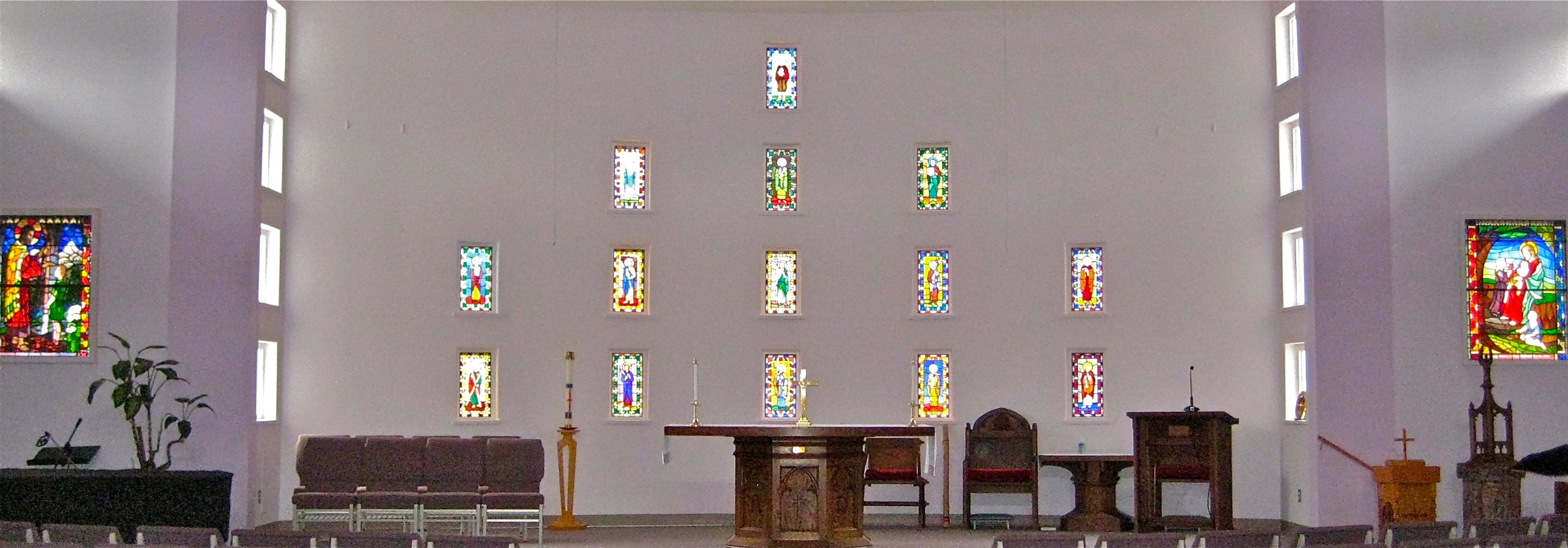 "click for details of the ""Disciple Windows"""